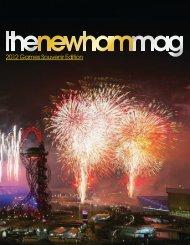 The Newham Mag - 2012 Games Souvenir Edition (pdf