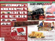 The LGB Catalog - Champex-Linden