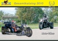 Gesamtkatalog 2010 - Trike Centrum Vinkeveen