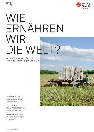 Artikel (PDF) - Bildung für Nachhaltige Entwicklung