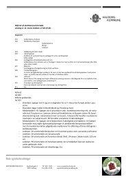 Referat skolebestyrelsesmøde 14. marts 2012 - Sønderbroskolen