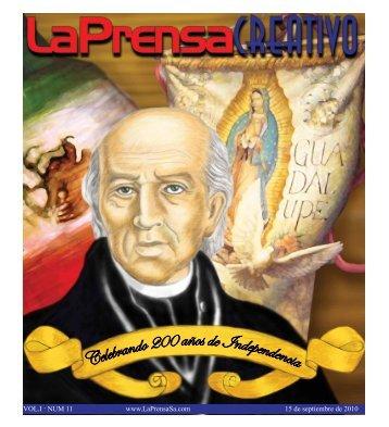 Celebrando 200 años de Independencia - La Prensa De San Antonio