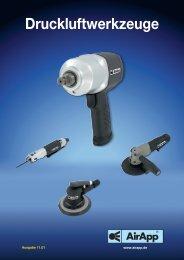 Druckluftwerkzeuge - Wille GmbH