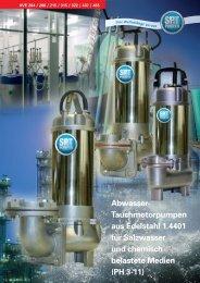 AVE 455 - SPT Pumpen