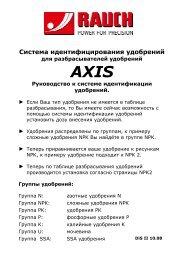 DIS AXIS ru - Rauch