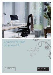 Commercial Blinds Silkscreen FR - Amo Blinds