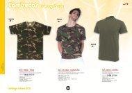 Camisetas Caza y Pesca - Kide