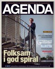 Agenda 3 2012 - PwC