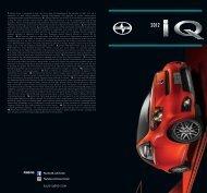 2012 Scion IQ Brochure - ClickMotive