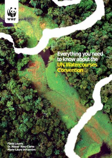 Everything you need to know about the UN Watercourses ... - WWF