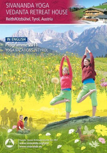 Reith brochure 2011 English Final 1_Layout 1 - Sivananda Yoga ...