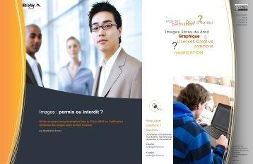 Images : permis ou interdit ? - École Polytechnique de Montréal
