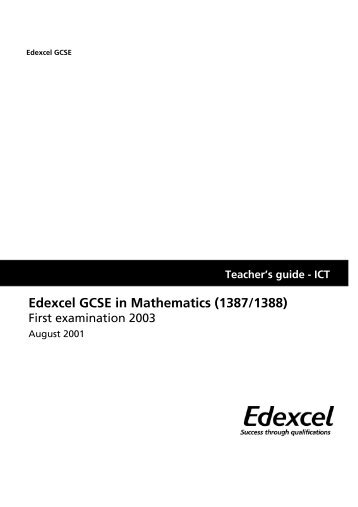 Grade c objectives gcse ict guide suffolk maths fandeluxe Images