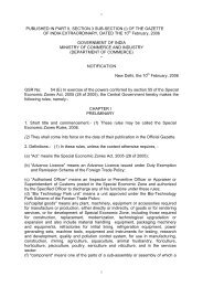 PUBLISHED IN PART II, SECTION 3 SUB-SECTION (i) OF THE ...