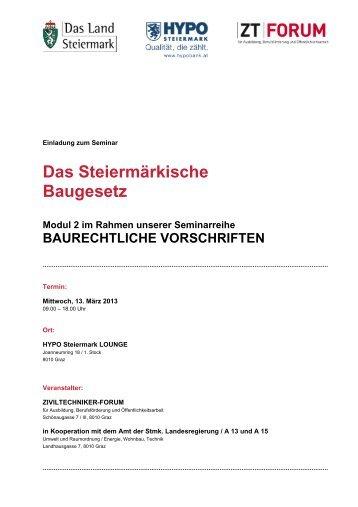 STEIERMARK BAUORDNUNG PDF DOWNLOAD