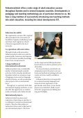 Lifelong Learning Lifelong Learning A Leader in - Folkuniversitetet - Page 3