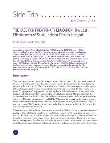 ecofinance essay