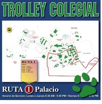 Rutas Trolley - UPRM