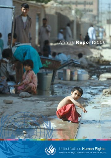 Annual Report 2006 - Office of the High Commissioner for Human ...