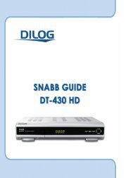 Snabb guide (Svensk)