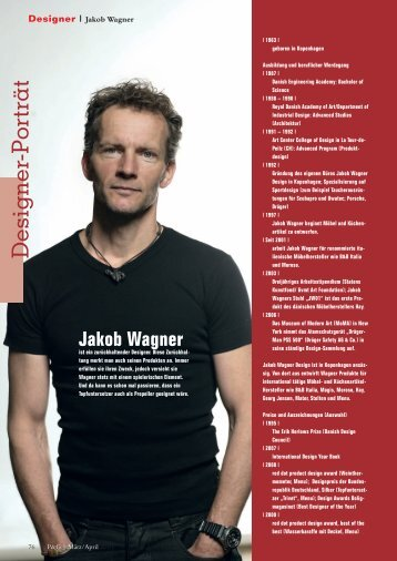 Jakob Wagner - claudiasimonehoff.de