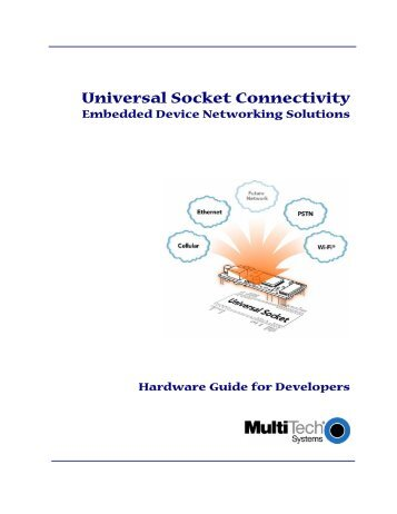 Universal Socket Connectivity - wless.ru