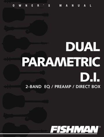 dual parametric di - Fishman