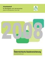 Österreichische Sozialversicherung - Steuer & Service