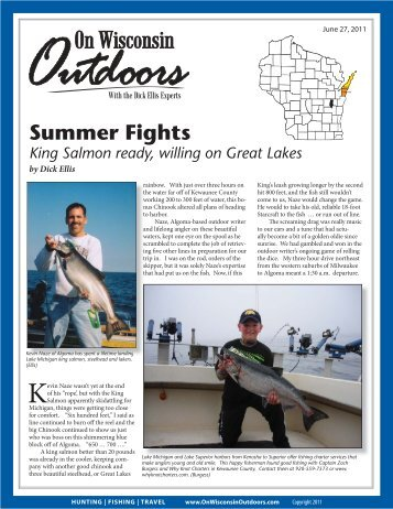 Summer Fights - On Wisconsin Outdoors