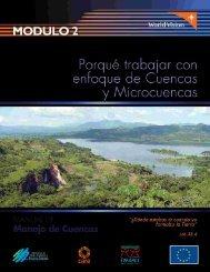 Porqué Trabajar con el Enfoque de Cuencas y Microcuencas?