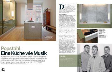 popstahl magazine. Black Bedroom Furniture Sets. Home Design Ideas