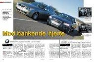 Dueltest: Audi A6 3.0 TDI quattro VS. BMW 530d aut. (02-2005)
