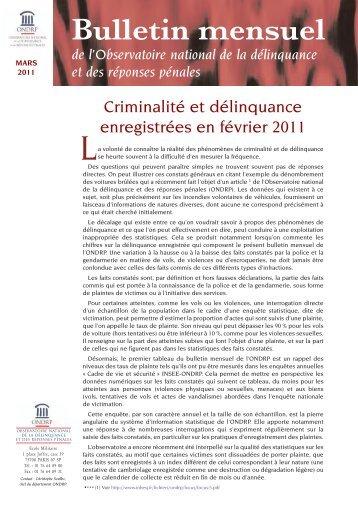 Bulletin mensuel 03-2011 - inhesj