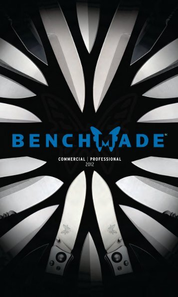 benchmade catalog - Public Safety Equipment Company LLC