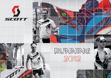 Katalog running 2012 - SCOTT Sport