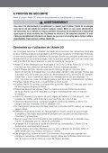 avertissement - Scubastore - Page 2
