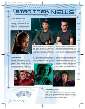 STAR TREK NEWS - Future Image