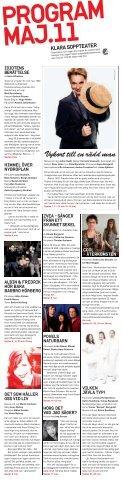 KLARA SOPPTEATER - Stockholms stadsteater - stockholm.se - Page 2