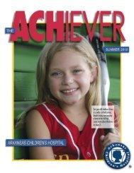 Summer 2010 - Arkansas Children's Hospital