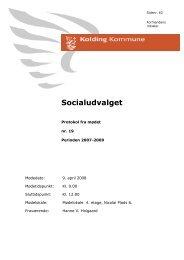 Beslutninger - Kolding Kommune