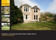 riverview , 36 victoria road, west ferry, dundee, dd5 1bj offers ... - TSPC