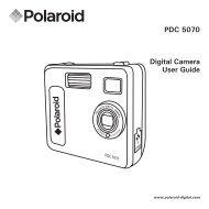 PDC 5070 Digital Camera User Guide - plawa