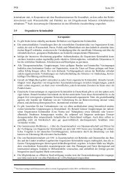 2.9 Organisierte Kriminalität - Universität Konstanz