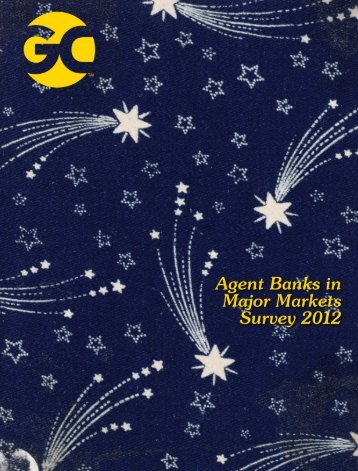 2012 Major Markets Agent Bank Review - Clearstream