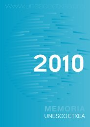 MEMORIA www.unescoetxea.org