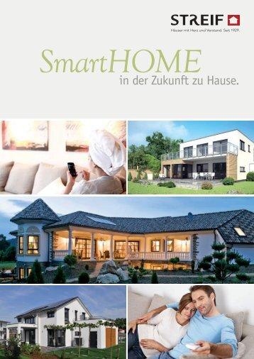 Broschüre SmartHOME - in der Zukunft zu Hause - Telefunken - Home