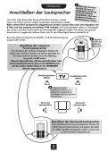 Deutsch - Schuss Home Electronic - Seite 5