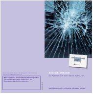 Einbruchschutz PDF (ca. 560 KB) - Versicherungskammer Bayern