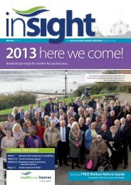 to view Insight Winter 2012-13 - South Essex Homes
