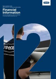 2012 Appendix 4E [PDF] - Reece